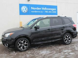 Used 2014 Subaru Forester 2.0XT Limited Package for sale in Edmonton, AB