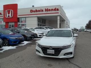 Used 2018 Honda Accord Touring - DEMO for sale in Woodstock, ON