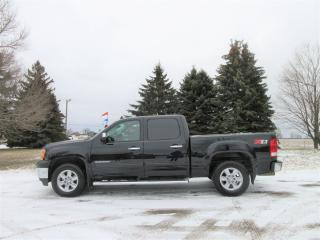 Used 2012 GMC Sierra 1500 Z71- Crew Cab V8 for sale in Thornton, ON