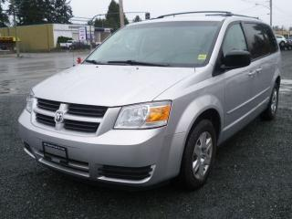 Used 2009 Dodge Grand Caravan SE for sale in Parksville, BC