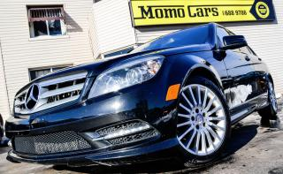 Used 2011 Mercedes-Benz C-Class C 250! Leather+Cruise! ONLY $183/bi-weekly! for sale in St Catharines, ON