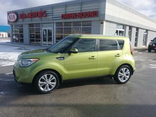 Used 2014 Kia Soul EX+ for sale in Owen Sound, ON