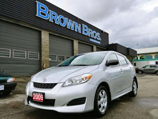 Used 2009 Toyota Matrix for sale in Surrey, BC
