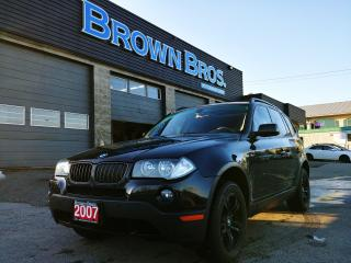 Used 2007 BMW X3 3.0I for sale in Surrey, BC
