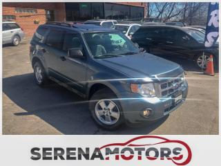 Used 2011 Ford Escape XLT | V6 | LEATHER HEATED SEATS | SUNROOF | for sale in Mississauga, ON