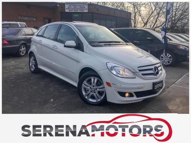 2008 Mercedes-Benz B 200 TURBO | PANO.ROOF | NO ACCIDENTS | LOW KMS