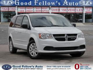 Used 2016 Dodge Grand Caravan SXT MODEL, STOW AND GO, 7 PASSENGER for sale in North York, ON