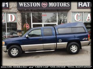 Used 2002 GMC Sierra 1500 SLE for sale in York, ON