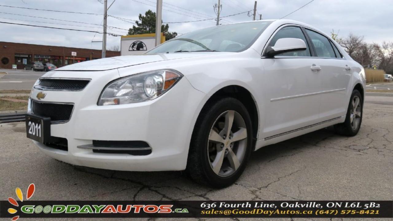 2011 Chevrolet Malibu LT Platinum Edition|NO ACCIDENT|LEATHER|CERTIFIED