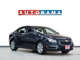 Used 2015 Chevrolet Cruze BLUETOOTH BACKUP CAMERA for sale in North York, ON