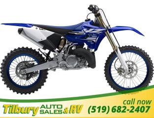 New 2018 Yamaha YZ250X 2-Stroke for sale in Tilbury, ON