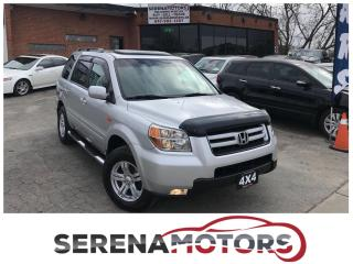 Used 2007 Honda Pilot EX-L | 4WD | 8 PASS. | ONE OWNER | NO ACCIDENTS for sale in Mississauga, ON