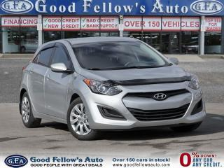 Used 2013 Hyundai Elantra GT GT MODEL, HATCHBACK, POWER WINDOWS for sale in North York, ON