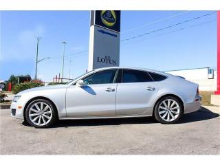 Used 2014 Audi A7 3.0T Progressiv for sale in Oakville, ON