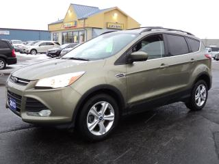 Used 2013 Ford Escape SE 1.6L Ecoboost HeatedSeats VistaRoof for sale in Brantford, ON