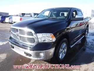 Used 2014 RAM 1500 Big Horn Crew Cab SWB 4WD 5.7L for sale in Calgary, AB