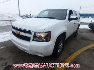 Used 2012 Chevrolet TAHOE  SUV 4WD for sale in Calgary, AB
