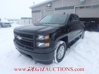 Used 2014 Chevrolet SILVERADO 1500 WT DOUBLE CAB SWB 4WD 4.6L for sale in Calgary, AB