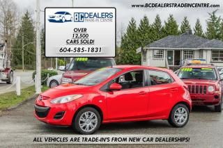 Used 2011 Mazda MAZDA2 GS, Local, No Accidents, Power Group, Clean! for sale in Surrey, BC