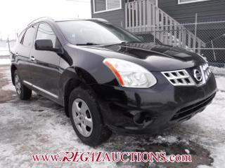 Used 2011 Nissan ROGUE  4D UTILITY AWD for sale in Calgary, AB