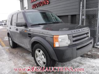 Used 2006 Land Rover LR3 BASE 4D UTILITY 4WD for sale in Calgary, AB
