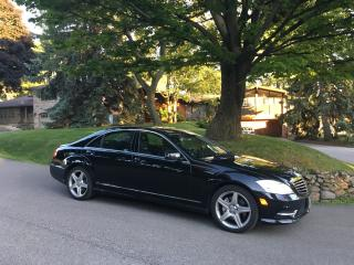 Used 2010 Mercedes-Benz S-Class S 550 4MATIC Long Wheel Base for sale in Concord, ON