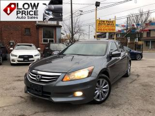 Used 2011 Honda Accord AllPowerOpti*EX*Sunroof*Alloys*Bluetooth for sale in York, ON