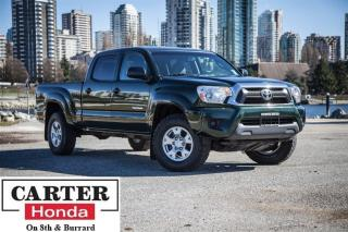Used 2012 Toyota Tacoma V6, double cab, long bed for sale in Vancouver, BC