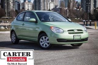 Used 2011 Hyundai Accent GL, power windows/locks, A/C for sale in Vancouver, BC