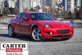 Used 2004 Mazda RX-8 GS, navigation, heated seats for sale in Vancouver, BC