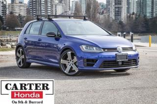 Used 2016 Volkswagen Golf R 2.0 TSI, low kms, one owner, no accidents for sale in Vancouver, BC