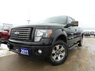 Used 2011 Ford F-150 FX4 3.5L V6 for sale in Midland, ON