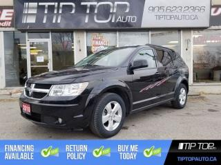 Used 2010 Dodge Journey SXT ** Brand New Tires, Bluetooth, Low Km's ** for sale in Bowmanville, ON