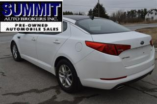 Used 2012 Kia Optima GDI, PANORAMIC ROOF for sale in Richmond Hill, ON
