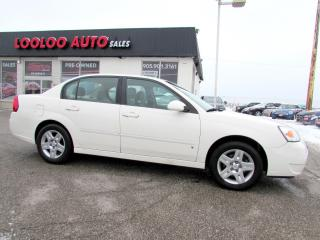 Used 2006 Chevrolet Malibu LT AUTOMATIC AC ALLOYS for sale in Milton, ON