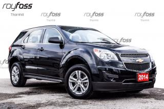 Used 2014 Chevrolet Equinox LS FWD Bluetooth 17Alum Whls for sale in Thornhill, ON