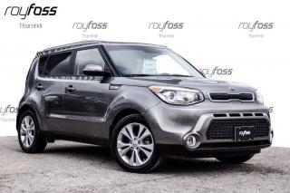 Used 2014 Kia Soul EX Heated Seats Bluetooth Rear Camera for sale in Thornhill, ON