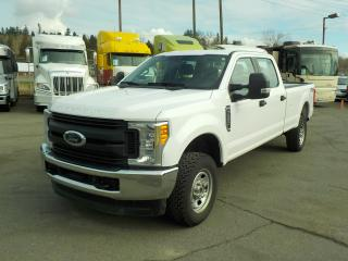 Used 2017 Ford F-350 SD XL Crew Cab Long Box 4WD for sale in Burnaby, BC
