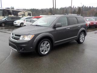 Used 2014 Dodge Journey RT AWD 3rd Row Seating for sale in Burnaby, BC