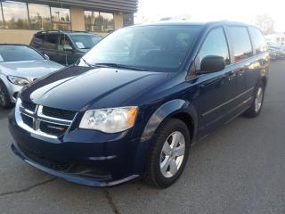 Used 2014 Dodge Grand Caravan SE 7 Passenger for sale in Burnaby, BC