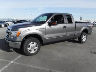 Used 2013 Ford F-150 XLT SuperCab 6.5-ft. Bed 4WD for sale in Burnaby, BC