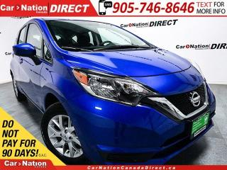 Used 2017 Nissan Versa Note 1.6 SV| BACK UP CAMERA| LOW KM'S| for sale in Burlington, ON