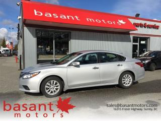 Used 2017 Nissan Altima Lowest Interest Rate on a car YOU want, O.A.C. for sale in Surrey, BC