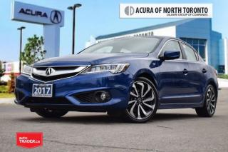 Used 2017 Acura ILX A-Spec 8dct Accident Free| Navigation| Bluetooth| for sale in Thornhill, ON