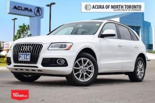 Used 2014 Audi Q5 2.0 8sp Tiptronic Komfort for sale in Thornhill, ON