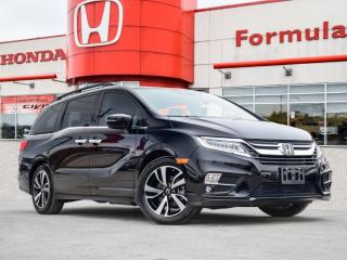 Used 2018 Honda Odyssey TOURING | TOP OF LINE | DEMO for sale in Scarborough, ON