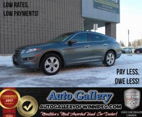 Used 2012 Honda Accord Crosstour EX-L *4WD/Lthr for sale in Winnipeg, MB