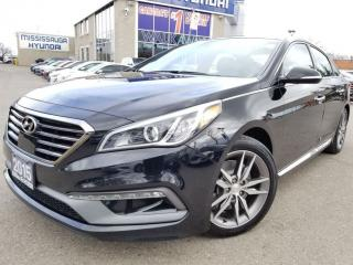 Used 2015 Hyundai Sonata 2.0T Ultimate, Navi, Sunroof in great condition for sale in Mississauga, ON