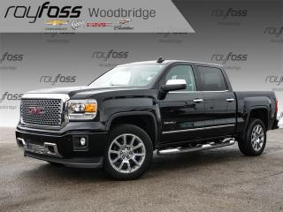 Used 2015 GMC Sierra 1500 Denali Leather, Nav, Backup Cam, Sunroof for sale in Woodbridge, ON