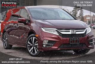 Used 2018 Honda Odyssey Touring for sale in Pickering, ON